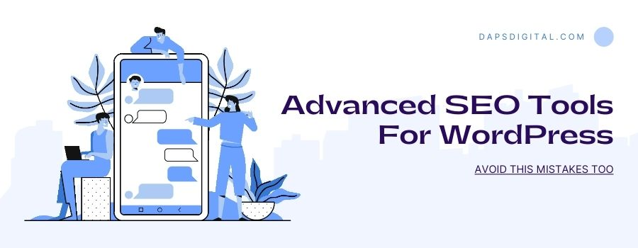 SEO Advanced tool for wordpress